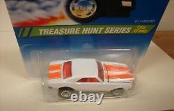 1995 Treasure Hunt Camaro #3 of 12. Holy Grail of Hot Wheels THs. Real Riders