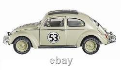 1/18 Hot Wheels Volkswagen Beetle # 53 Herbie Goes to Monte Carlo ELITE BLY22