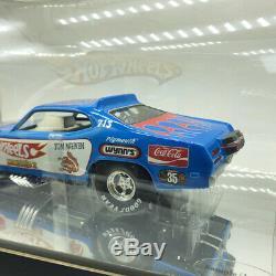 1/18 Hotwheels Tom Mcewen the Mongoose J4229-0510 Car Model Rare