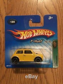 2005 Hot Wheels Morris Cooper Super Treasure Hunt, Super Rare Short Card