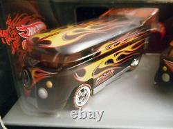 2007 Japan Hot Wheels Convention 2 Car Set Vw Drag Bus & Vw Drag Truck