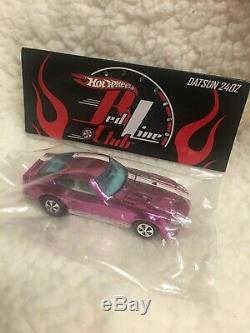 2016 Hot Wheels 30th Convention Datsun 240Z RLC Party baggie car