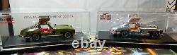 2019 & 2021 Hot Wheels RLC'55 Mercedes-Benz 300 SL Pair