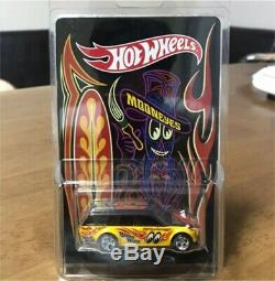 2019 Hot Wheels JAPAN Collectors Convention'71 Datsun 510 Wagon Mooneyes MOMC