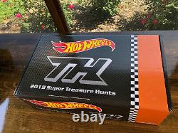 2019 RLC Hot Wheels Super Treasure Hunt Set Red Line Club Limited Edition