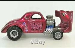 2020 Hot Wheels 34th Annual Convention Willys Gasser PRE SALE Los Angeles Rlc