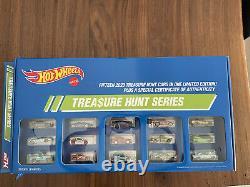 2020 Hot Wheels RLC EXCLUSIVE Super Treasure Hunt Set 276/1300 LOW NUMBER
