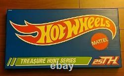 2020 Hot Wheels RLC Super Treasure Hunt Set Empty Display BOX ONLY #453/1300