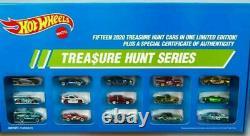 2020 Hot Wheels RLC Super Treasure Hunt Set PreSale Free Shipping
