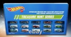 2020 Hot Wheels Rlc Super Treasure Hunt Set Order Confirmed! 1/1500