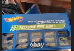 2020 Hot Wheels Super Treasure Hunt Series Set 25th Anniversary In-Hand 1500LE