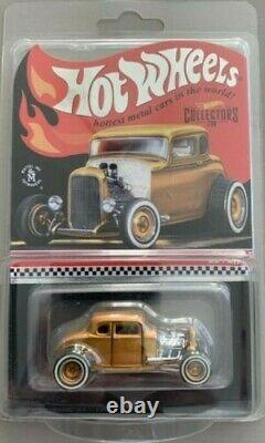2021HOTWHEELS RLC Special'64 Impala Lowrider The Rosen One Pink+32 Ford HOT RD
