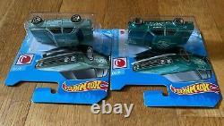 2021 HOT WHEELS Super Treasure Hunt 71 Datsun 510 Short Card Very Rare