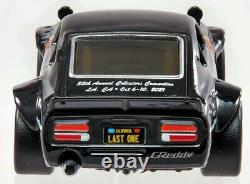 2021 Hot Wheels Collector's Convention'72 Datsun 240Z on Real Riders PreSale