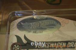 2021 Hot Wheels RLC Exclusive Candy Striper Volkswagen Drag Bus 13,504 of 20K