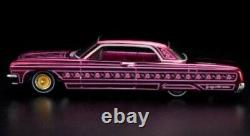 2021 Hot Wheels RLC Exclusive SE 64 Impala The Rose'n One 6040 of 20K