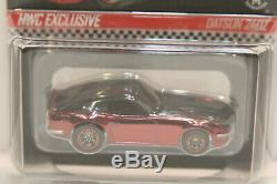 #3 Hot Wheels Datsun 240Z RED RLC HWC 164 SUPER LOW