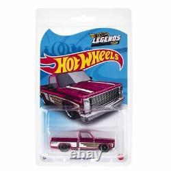 4 × Legends Tour Exclusive 83 Chevy Silverado Hot Wheels LOT