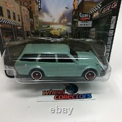#5512'71 Datsun Bluebird 510 Wagon Hot Wheels Boulevard HB14