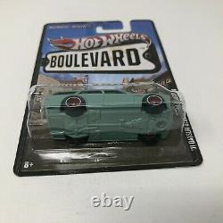 #5513'71 Datsun Bluebird 510 Wagon Hot Wheels Boulevard HB14