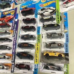 60 Hot Wheels Exotic Cars Ferrari / Skyline JDM CARS Zamac/ Mixed Lot Diecast
