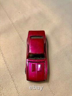 CUSTOM CAMARO RARE Creamy Pink! 100% Original 1968 Hot Wheels Redline US Car
