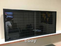 Display case cabinet for 1/64 diecast scale cars (hot wheels, matchbox) 100NC1