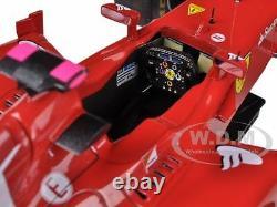 Elite F2012 Fernando Alonso Malaysia Gp 2012 F1 1/18 Model Car Hotwheels X5484