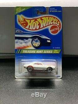 FACTORY ERROR Hot Wheels 1995 Treasure Hunt'67 Camaro HOLY GRAIL