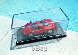 FAO Schwarz Enzo Ferrari Cherry red with box
