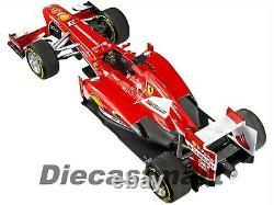 Ferrari F1 F138 Fernando Alonso China Gp 2013 Elite 118 Hotwheels Bct82 #3