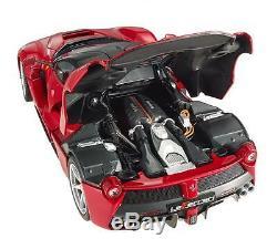 Ferrari Laferrari F70 Hybrid Elite Red 1/18 Diecast Model Car Hotwheels Bct79