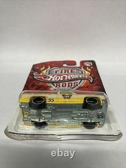 HOT WHEELS 2009 FIRE RODS'83 SILVERADO. #16/26 1983 Silverado Rare
