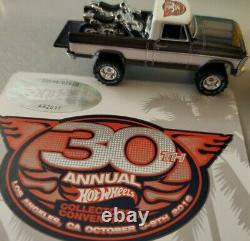 HOT WHEELS TEXAS DRIVE'EM 17th NATIONALS CONVENTION & 30th ANNUAL LA CONVENTION