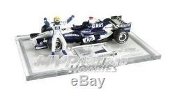 Hot Wheels 118 Formula 1 Racing Bmw Williams Formula 1 Team Diecast Blue G9751