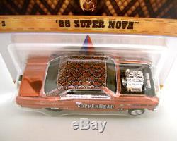 Hot Wheels 18th Collectors Nationals'66 Super Nova with roll cage #2521/5000