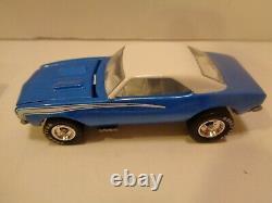 Hot Wheels 1990 California Customs 67 Camaro and Hills mint loose lot of 2 Rare