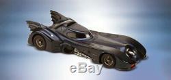 Hot Wheels 1/18 Scale Diecast B6046 Batman 1990's Batmobile