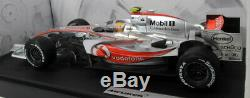 Hot Wheels 1/18 scale Diecast K6634 McLaren MP4-22 Lewis Hamilton F1