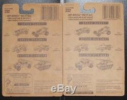 Hot Wheels (1) 1994 (1) 1994 Error Guh & (1) 1993 Lamborghini Countach Uh (momc)