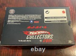 Hot Wheels 2008 Japan Convention Gold & Black 67 Camaro 55 Chevy Panel 408/500
