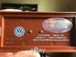 Hot Wheels 2013 RLC M&M's VW Volkswagen Kool Kombi BEAUTIFUL Piece
