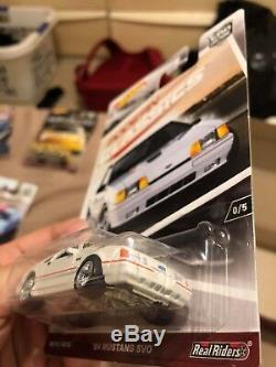 Hot Wheels 2017 Car Culture Premium Boxed Set RLC Exclusive Datsun Bluebird 510
