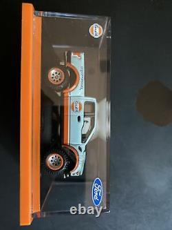 Hot Wheels 2019 RLC Exclusive'17 Ford Raptor F-150 GULF Blue #9586 of 10000 NEW