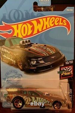Hot Wheels 2021'71 DATSUN 510 SUPER TREASURE HUNT