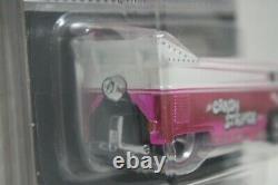 Hot Wheels 2021 Candy Striper RLC Red Line Club Volkswagen Drag Bus Pink