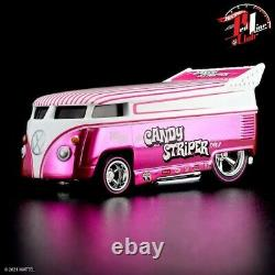 Hot Wheels 2021 RLC Club-Exclusive Volkswagen Drag Bus-PRE-SALE-New In Box