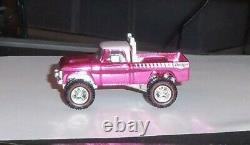 Hot Wheels 27th Annual Convention'70 Dodge Power Wagon Pink Chrome