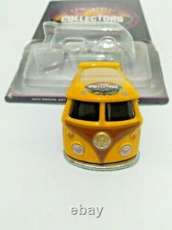 Hot Wheels 29th Annual Collector Convention Volkswagen Kool kombi Blister Opened