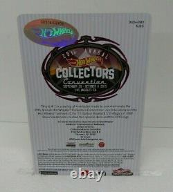 Hot Wheels 29th Annual Collector's Convention 71 Datsun Bluebird 510 Wagon #519